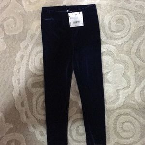 NWT Janie and Jack Velvety Holiday Pants. Size 2T